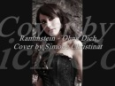 Rammstein Ohne Dich Cover by Simone Christinat