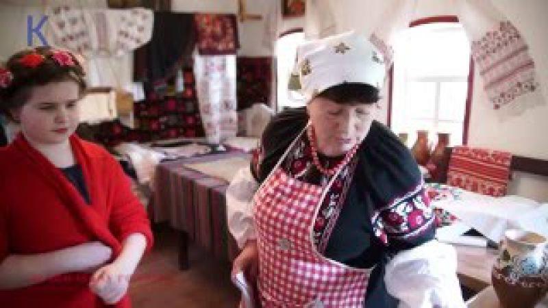 Випікання паски в українському селі Поради і звичаї