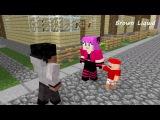 Диллерон и Миникотик - Анекдот про сына (Minecraft Мультики)