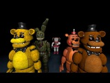 [SFM FNAF] Can You Survive
