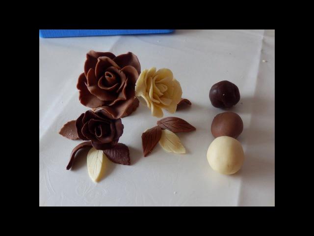 шоколад для моделирования шоколадная мастика Modelierschokolade