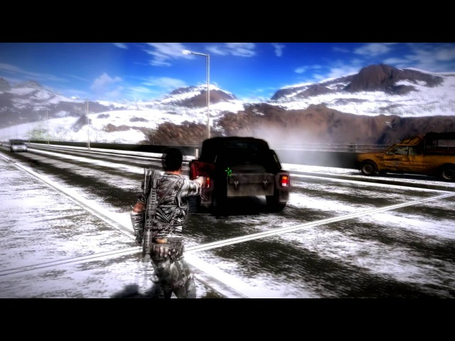 Vacuum and Airzooka V3.0 мод для Just Cause 2