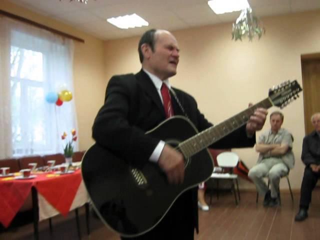 Колокола Исполняет автор Геннадий Старков