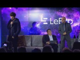 Noize MC - Freestyle, Make Some Noize (Live @ LeEco Presentation, 12.09.2016)