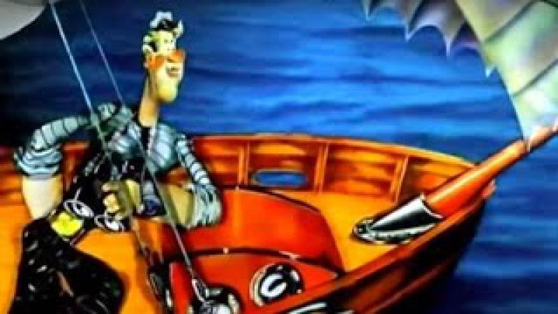 Приключения капитана Врунгеля: Как вы яхту назовете - песни из советских мультфи...