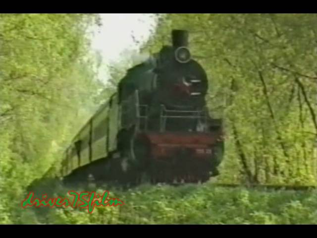 МОЖД (МЦК) из окна вагона. 1996 год