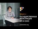 «Универсариум» l Государственная регистрация ИП и ООО