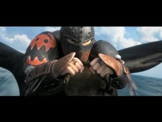 Как приручить дракона 2/How to Train Your Dragon 2 (2014) Фрагмент №2 (украинский язык)