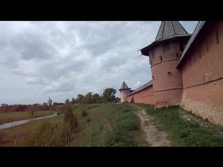 024 Крепость Спасо-Евфимиева монастыря и Огненные Дороги