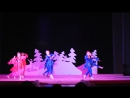 Новогодний концерт. Танец Короли Ночной Вероны.