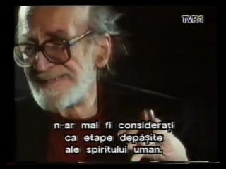 Mircea Eliade et la Redécouverte du Sacré 1987