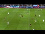 Повтор матча | Россия 1:2 Словакия | Чемпионат Европы 2016 | Групповой турнир | 1-й тайм