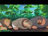 Три Богатыря и Шамаханская Царица - Беда с бабами (мультфильм)[167425585]