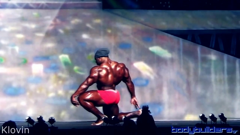 HD BODYBUILDING MOTIVATION - KAI GREENE