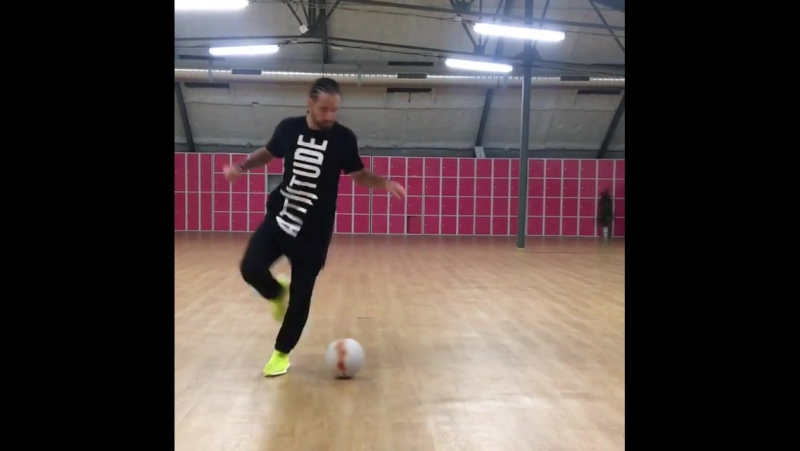 Seanfreestyle⚡️Flashy moves for Flashy shoes ⚡️ Thanks @adidasfootball ace16purcontrolultraboost seangarnier picture on my in