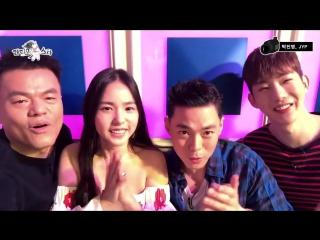 《셀프캠》 누가 재밌을지 몰라 내가 나왔다! 본격 JYP 홍보 방송!