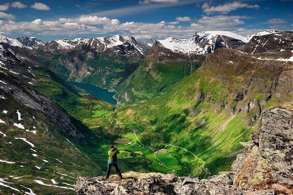 Роскошные пейзажи Норвегии - Страница 5 4l_078IkeRI