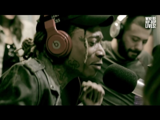 Wiz Khalifa Sings Adele - Hello With A Twist