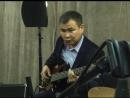 Репетиция концерта солиста Национального оркестра РТ Ай Хаана Ооржака