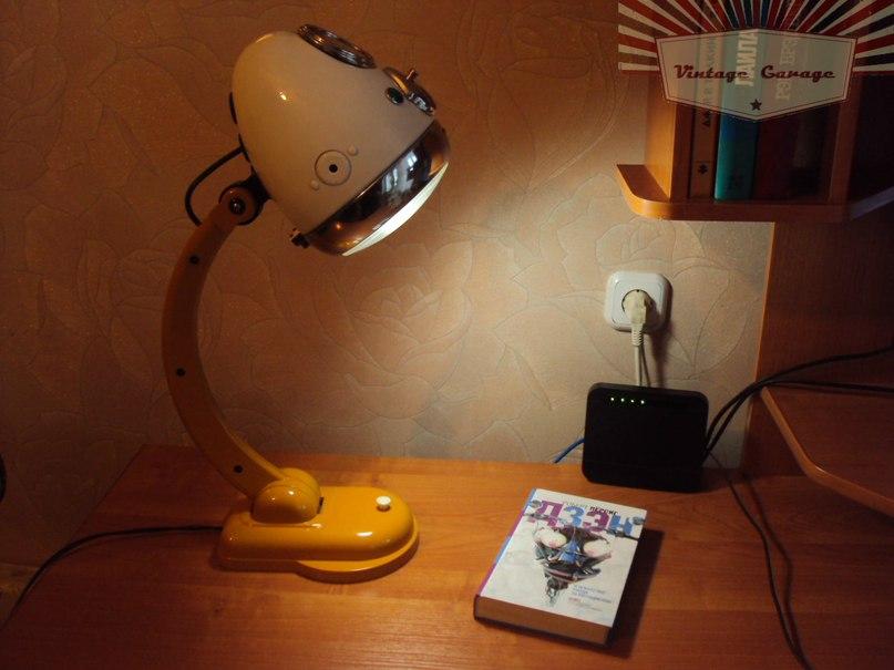 Настольная лампа офисная LED-Clip 71668/06/30 - купить в