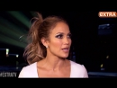 Jennifer Lopez Backstage with Mario After Her Las Vegas Show s Opening