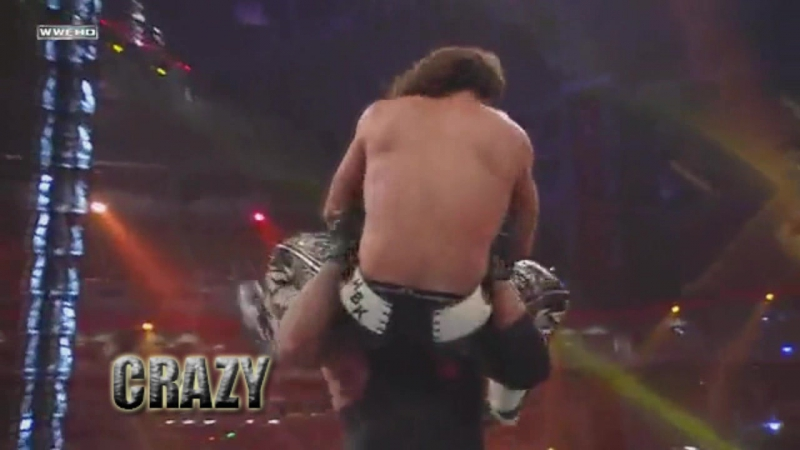 Shawn Michaels vs The Undertaker WrestleMania 26 Highlights