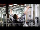 Мышцы спины (Урок 7).