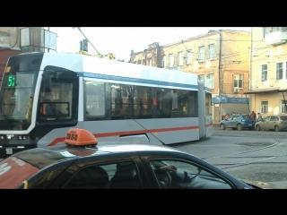 Трамвай 71-633 УКВЗ, Самара