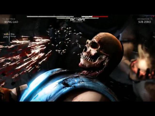 Mortal Kombat X PC MOD - KUNG LAO MK 9 COSTUME - MKX - MKKE