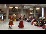 Kathak performance at Hindu Temple of Minnesota