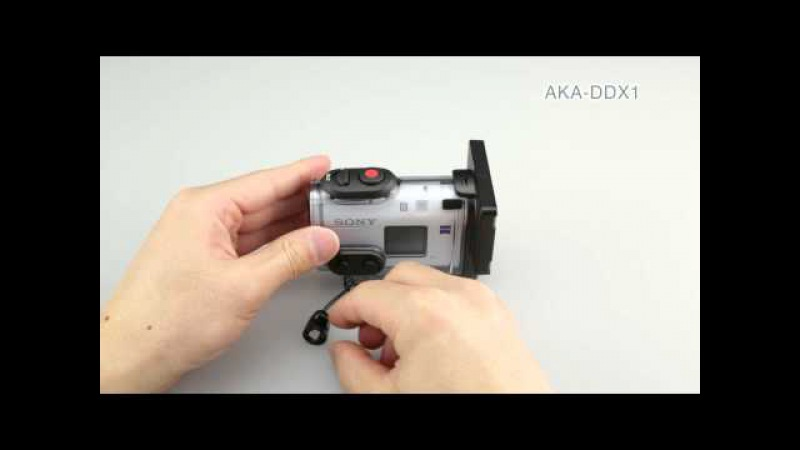 AKA-DDX1 Dive Door | Action Cam | Sony