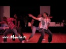 Madagascar - I like to move it BornToSalsa Performance