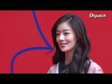 160326 한선화 Han Sun Hwa @ 2016 F/W Hera Seoul Fashion Week ANDY & DEBB Collection