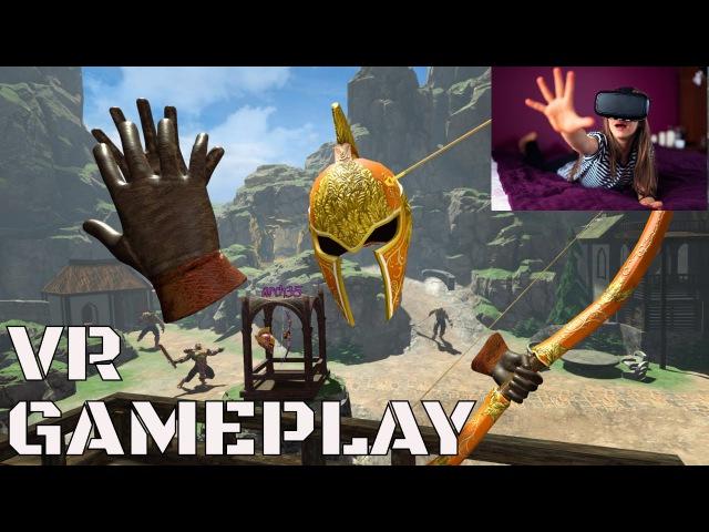 Elven Assassin VR - Gameplay Walkthrough - HTC Vive - Steam VR
