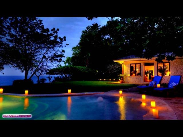 Relaxing Reggae Music | Jamaican Resort | Sleep, Relax, Study, Meditation