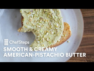 Love Nutella? Our Smooth Creamy Pistachio Butter Will Blow Your Mind.