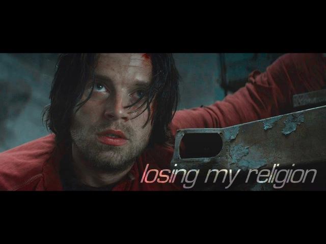 Bucky x Steve || losing my religion