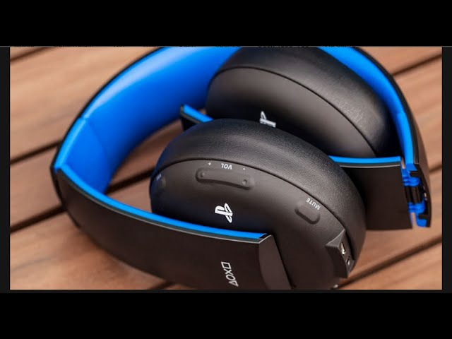 Sony Wireless Headset. Обзор беспроводной гарнитуры 7.1 для PS4.PS3.PS Vita