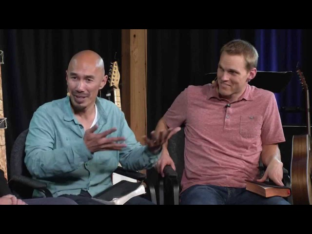 Поиск Учеников - Франсис Чан и Давид Платт