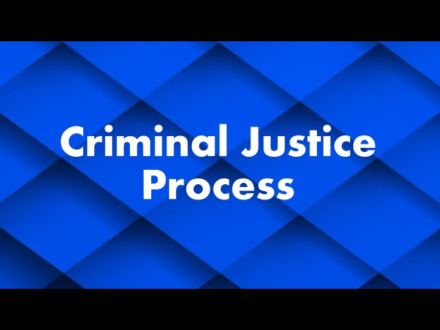 criminal justice process in malaysia