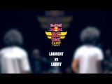 Laurent vs Larry (Les Twins) Red Bull BC One Camp France 2016 New Style