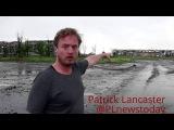 Donetsk Airport under fire by Ukrainian shelling