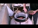 Тандыр - стэйки, соус и шашлыки.