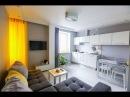 Красивый Дизайн квартиры 35 кв.м. Интерьер маленькой квартиры-студии (однокомнатной)
