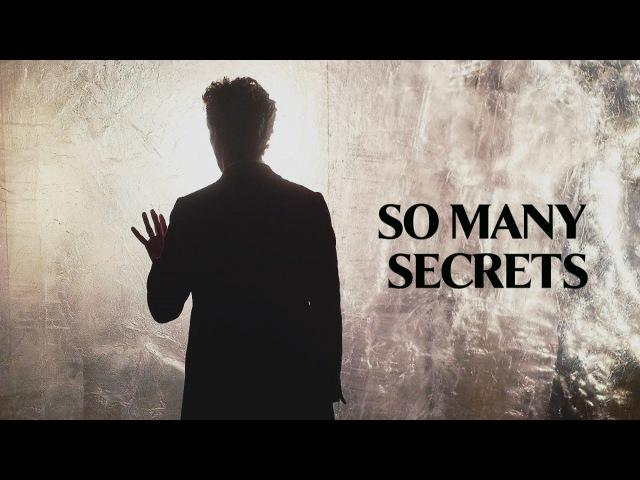 Doctor Who   SO MANY SECRETS