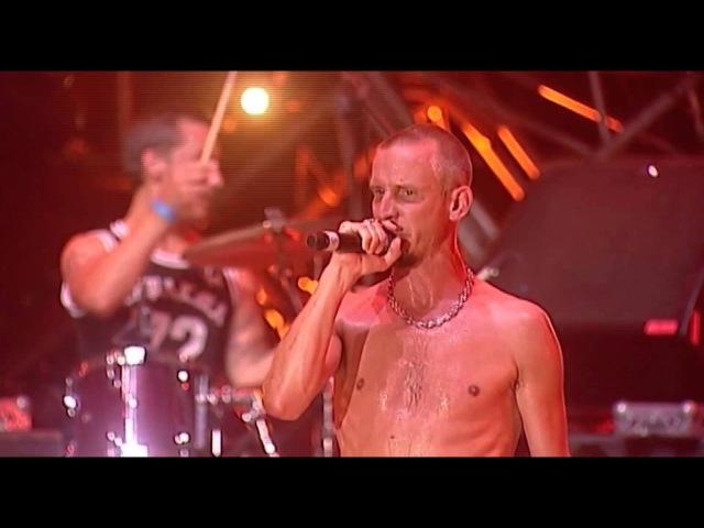 CLAWFINGER - Nigger (LIVE Woodstock) AFM Records