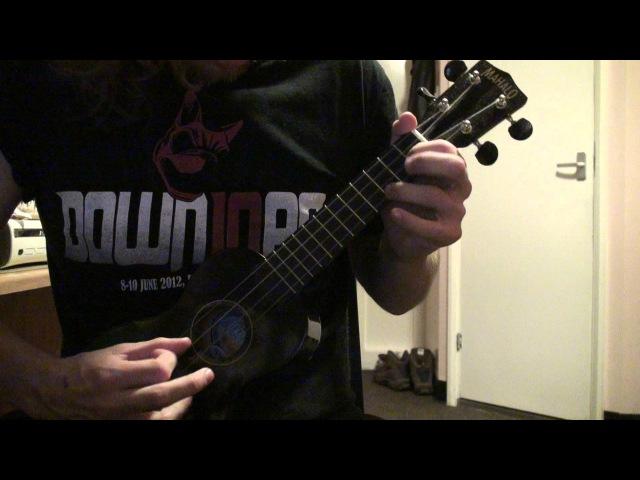 Metallica - Master Of Puppets (Ukulele Cover)
