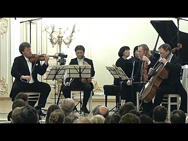 BRAHMS - Piano Quintet f-moll, Op.34 - Eliso VIRSALADZE DAVID OISTRAKH STRING QUARTET - TroyAnna