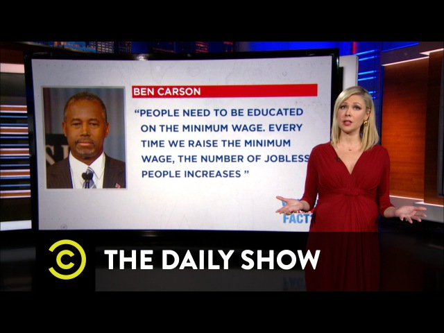 The Daily Show - What the Actual Fact? - Truth and Fiction in the GOP Debate