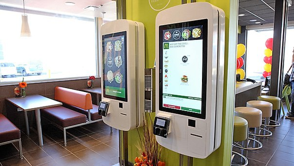 В белорусские рестораны МакДональдс идет система «Made For You»